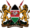 Coat of Arms of the Republic of Kenya