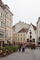 Cobbled street in Tallinn Estonia.JPG