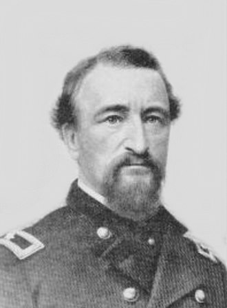 Joseph C. Porter - Union Colonel John McNeil, who defeated Porter at the Battle of Kirksville.