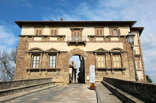 Colle di Val d'Elsa, Palazzo Campana