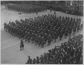 "Colonel Hayward's ""Hell Fighters"" in parade. The famous 369th Infantry of (African American) fighte . . . - NARA - 533518.tif"