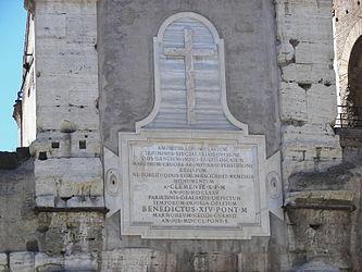 Colosseum dedication.jpg