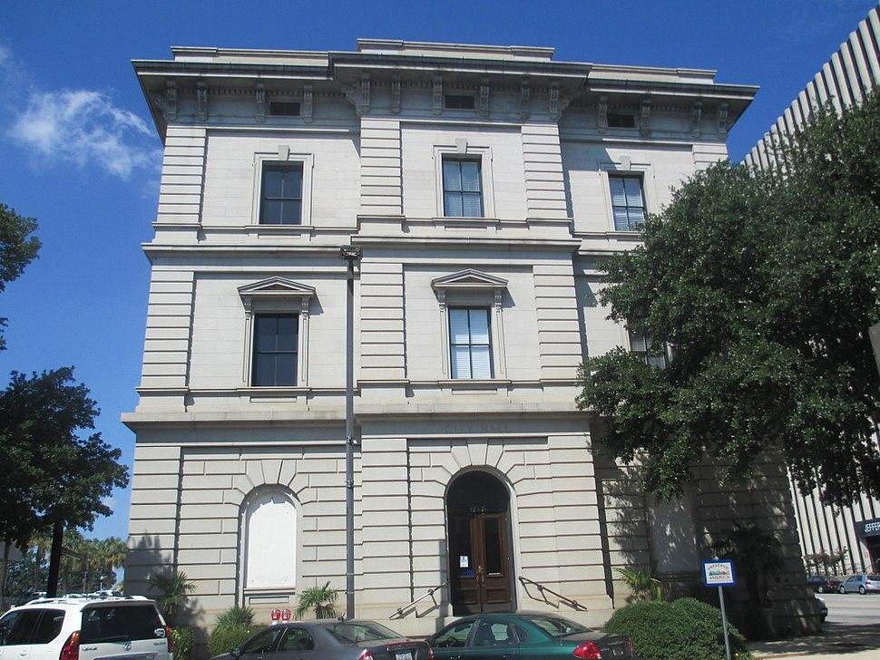Columbia, SC, City Hall IMG 4807