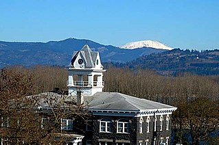 St. Helens, Oregon City in Oregon, United States