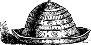 Comerford Crown - Comerford Crown, picture from: Dublin Penny Journal, Vol. 1, No. 9, August 25, 1832