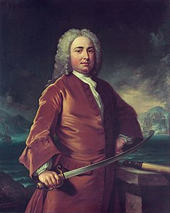 Commodore Charles Brown (ca 1678-1753), by British school of the 18th century.jpg
