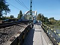 Commuter rail bridge, SE, 2019 Dunaharaszti.jpg