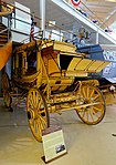 Concord Coach No. 206, Abbot-Downing Company Carriage Works, Concord, NH, c. 1867 - Collings Foundation - Massachusetts - DSC06788.jpg