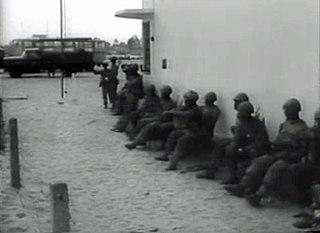 1960 Force Publique mutiny