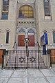 Congregation Beth Israel - Front Gate.JPG