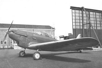 Consolidated P-30 - The last of the four Consolidated A-11s