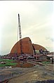 Convention Centre under Construction - Science City - Calcutta 1995-June-July 475.JPG