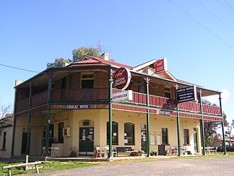 Coolac, New South Wales - Coolac Hotel