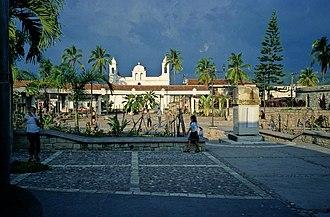 Copán Ruinas - Main Plaza in Copán Ruinas