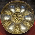 Coppa, argento, dall'armenia cilicia, XII-XIII sec.JPG
