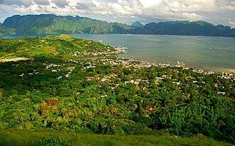 Coron, Palawan - Coron skyline