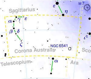 Corona Australis constellation map.png