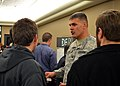 Corps engineers showcase federal jobs to students at Career Fair (6312066171).jpg