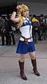 Cosplayer of Lucy Heartfilia in FF25 20150131.jpg