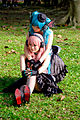Cosplayers of Hatsune Miku and Megurine Luka at CWT41 20151213.jpg