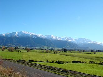 Environment of New Zealand - New Zealand countryside
