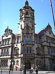 County Hall (offices of West Yorkshire County Council)