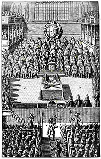 High Court of Justice for the trial of Charles I