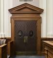 Courtroom doors. Federal Building & U.S. Courthouse, Anniston, Alabama LCCN2016645843.tif