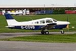 Coventry Aeroplane Club G-COVB Piper Warrior111 (38096113525).jpg