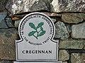 Cregennan - A National Trust Plaque - geograph.org.uk - 507437.jpg