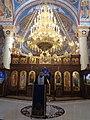 Crkva Pokrova Presvete Bogorodice na Zvjezdari, Biograd31.JPG