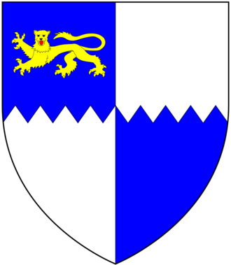 Sir Herbert Croft, 5th Baronet - Image: Croft Arms