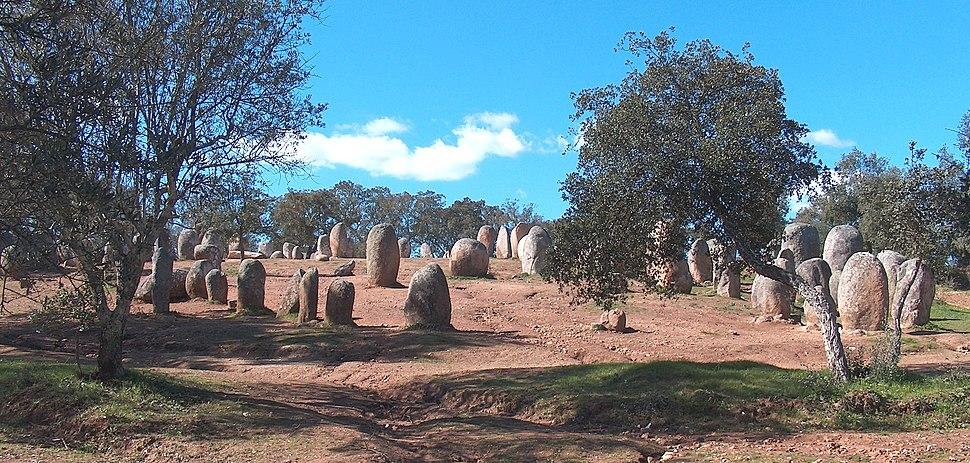 Cromeleque dos Almendres1338 1
