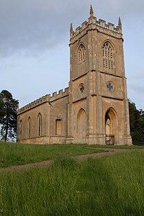 Croome D'Abitot church - geograph.org.uk - 298736.jpg