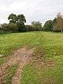 Crossing a drain - geograph.org.uk - 1030929.jpg