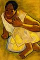 Crouching Tahitian Girl - Paul Gauguin.png