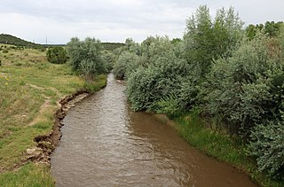 Cucharas River