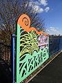 Cutting Edge - railings designed by Anuradha Patel - Northbrook Street, Ladywood (24631781554).jpg