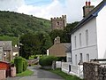 Cwmdu, the village centre - geograph.org.uk - 926289.jpg