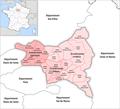 Département Seine-Saint-Denis Arrondissement Kantone 2017.png
