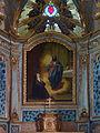 Détail retable du collatéral - église Sainte-Catherine de Montaut.jpg