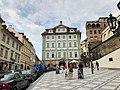 Dům U Zlaté Hvězdy, Hradčany, Praha, Hlavní Město Praha, Česká Republika (48790819683).jpg