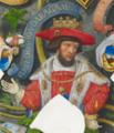 D. João II, Rei de Aragão - The Portuguese Genealogy (Genealogia dos Reis de Portugal).png