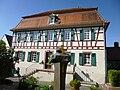 DA-Wixhausen paroĥa domo Pfarrhaus 4.jpg