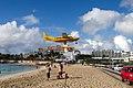 DHL Landing at St Martin Airport (8447618353).jpg