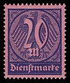 DR-D 1923 72 Dienstmarke.jpg