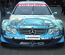 Mercedes Benz Dtm Race Car For Sale