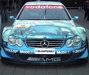 Mercedes-AMG - Mercedes AMG DTM car (2003)