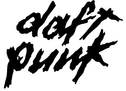 Daft Punk Logo RAM 2013 by Alvaranstrong