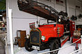 Daimler-Benz Feuerwehr 1928 with Metz-Drehleiter DS-25 turntable Ladder LFront SATM 05June2013 (14620737443).jpg